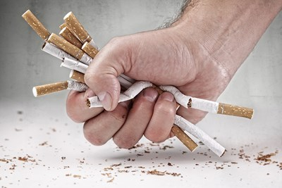 A handful of cigarrettes