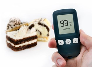 a blood sugar monitor calculates high blood sugar