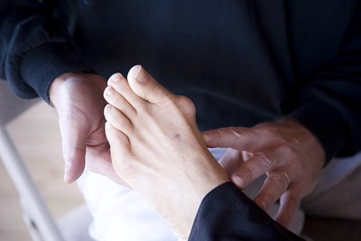 Treating Bunion Pain