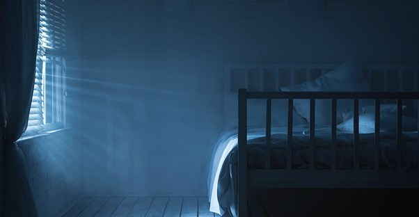 A bedroom marred by nocturia