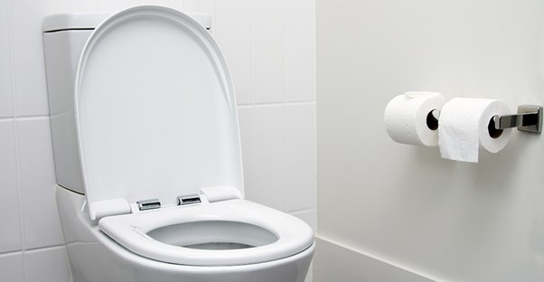 toilet. stomach cancer vs GERD