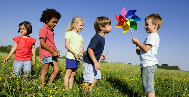 exploratory playing can help children with ADHD