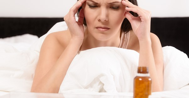 a woman who wants to know about migraine headache treatments