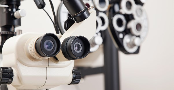 equipment used to diagnose glaucoma