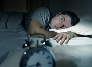 a man who is aware of common sleep apnea myths