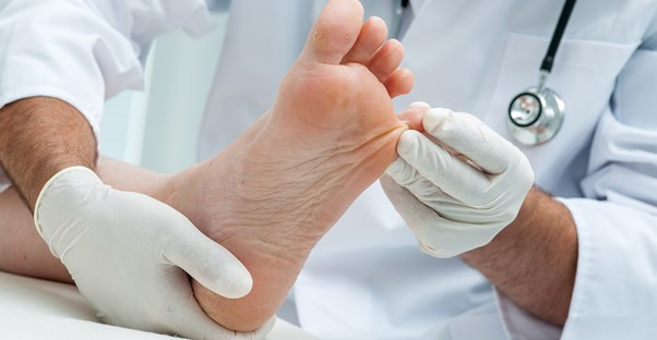 Toenail fungus overview