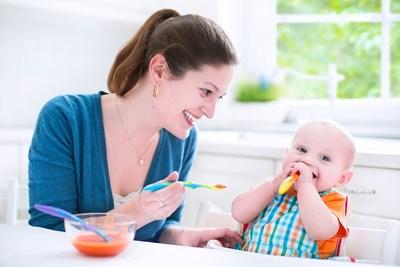 A baby who dont need any stinkin probiotics