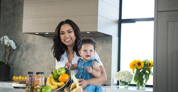 Ayesha Curry on Maintaining a Healthy Diet the Whole Family Can Enjoy