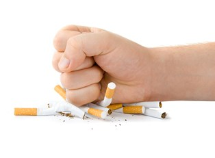 Losing Cigarettes Without Gaining Weight