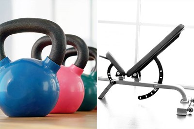 20 Home Gym Must-Haves