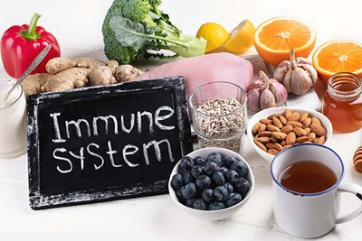 30 Foods That Boost Your Immune System