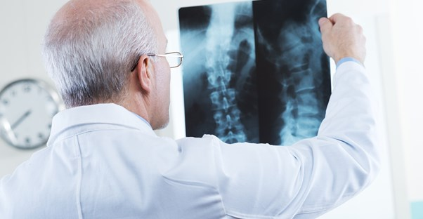 a doctor who wishes his patient had looked into herniated disc prevention