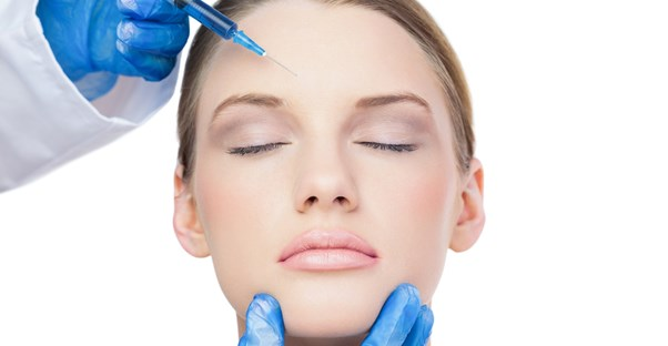 a woman who is aware of botox health risks