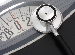 a scale used to help people decide if bariatric surgery is for them