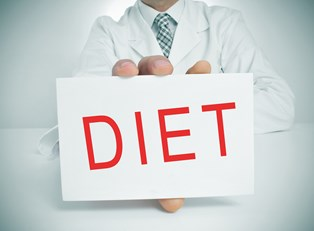 diet is one of the alternatives to bariatric surgery