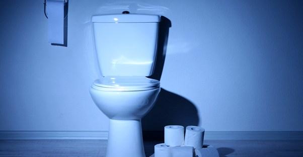 Aerosolization: A Public Toilet's Dirty Little Secret