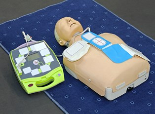 Buying an Automated External Defibrillator