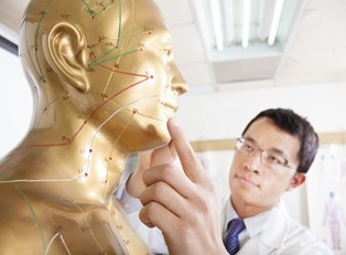 a man who knows common acupuncture myths