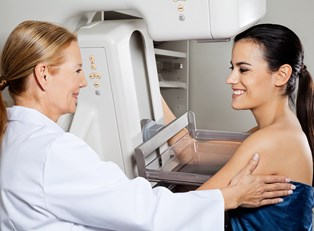 10 Thoughts I Had During My First Mammogram