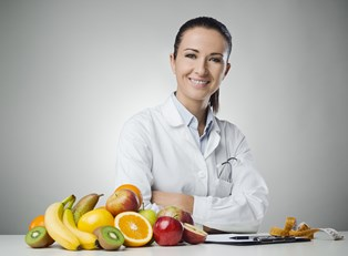 A nutritionist answers questions about diabetes diets
