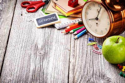 6 Tips for a Healthy School Year